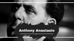 Anthony Anastasio was Born On This Day in 1906