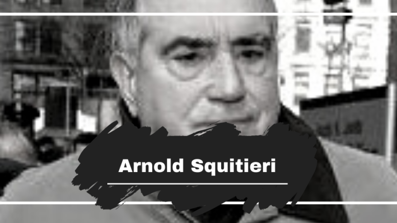 Arnold Squitieri Was Born On This Day in 1936
