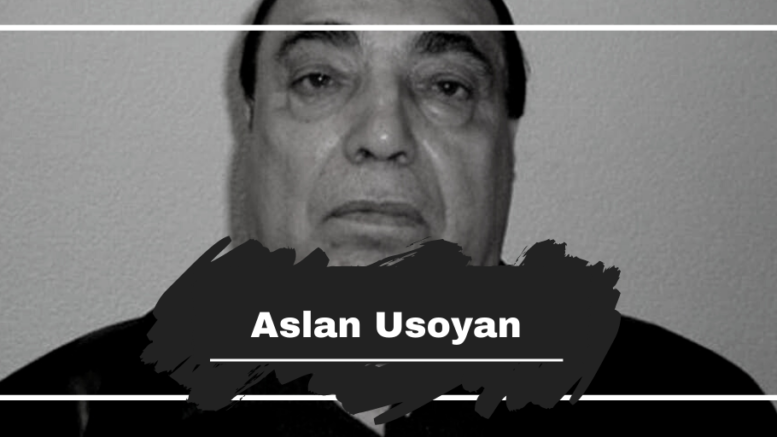 Aslan Usoyan was Born On This Day in 1937