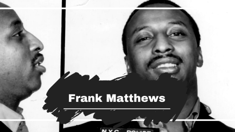 Frank Matthews was Born On This Day in 1944