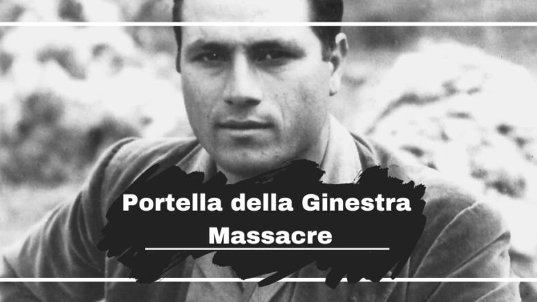 On This Day in 1947, The Portella della Ginestra Massacre