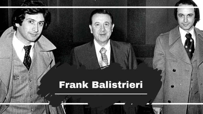 Frank Balistrieri Died On This Day in 1993, Aged 74