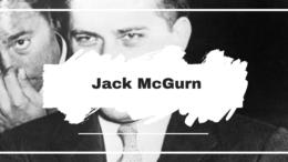 How Did Jack McGurn Get Killed