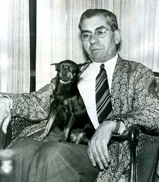 Frank Costello Quotes: On This Day In 1962 Lucky Luciano Died Aged 64