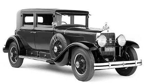1928 sedan