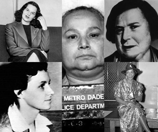 Top 5 Women in The Mob