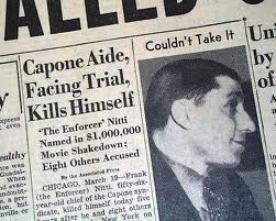 Frank Nitti Headlines