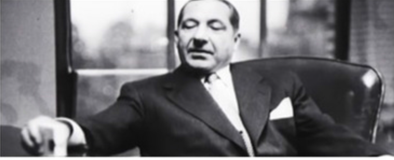 frank costello smoking