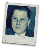 On this day in 1913 James Riddle Hoffa was born