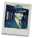 On this day in 1894 Al and Frank Capone's older brother Ralph was born.