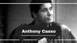 "Anthony ""Gaspipe"" Casso – Lucchese Crime Family Underboss"