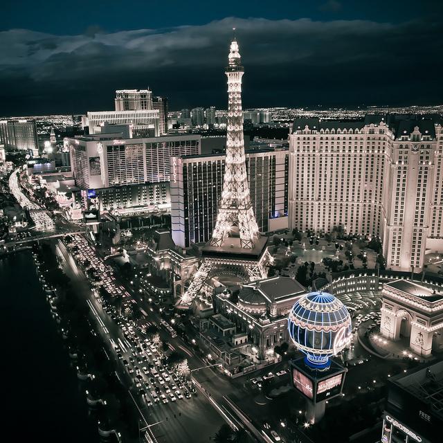 Las Vegas 1990s