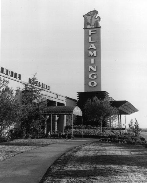 Flamingo Hotel 1946