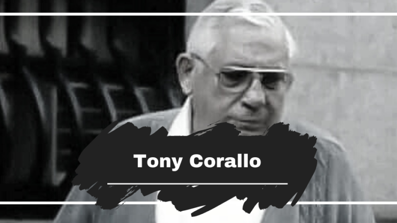 On This Day in 2000 Tony Corallo Died Aged 87