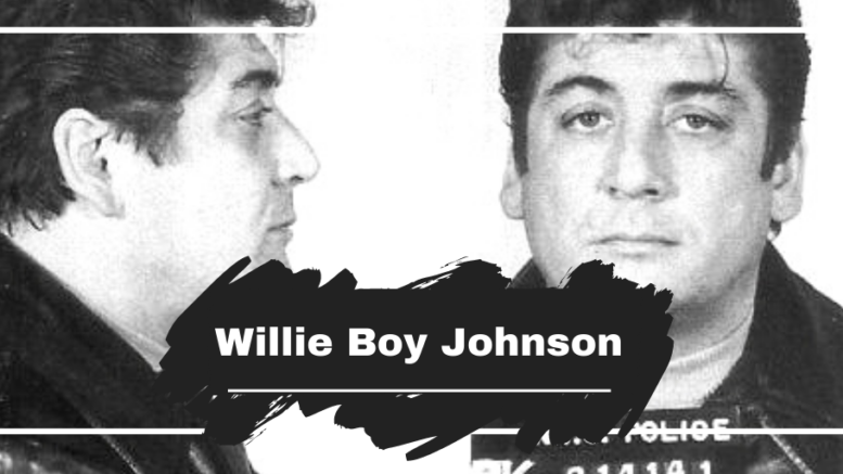 On This Day in 1988 Willie Boy Johnson was Killed Aged 52