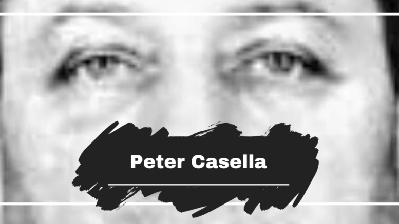 On This Day in 1908 Peter Casella was Born