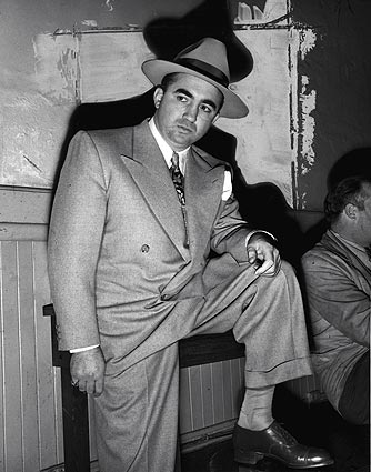 On This Day in 1913 Mickey Cohen was Born
