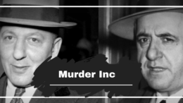 Murder Incorporated The Mafias Enforcement Arm