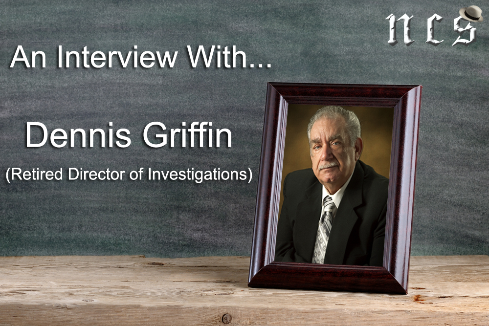An Interview with Award-Winning Author Dennis Griffin