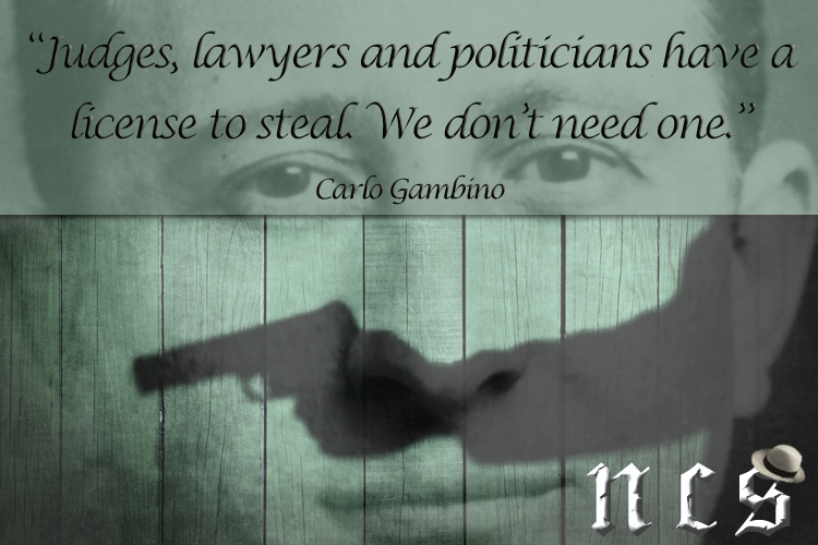 Carlo Gambino Quote
