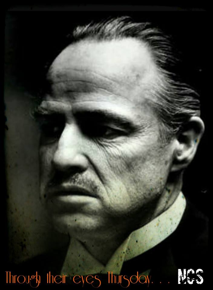 Through Their Eyes Thursday: Vito Corleone