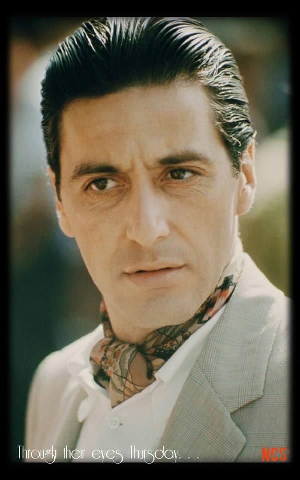 Through Their Eyes Thursday: Michael Corleone Part 1