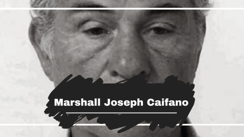 Marshall Joseph Caifano: Died On This Day in 2003, Aged 92