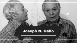 On This Day in 1995 Joseph N. Gallo Died Aged 83
