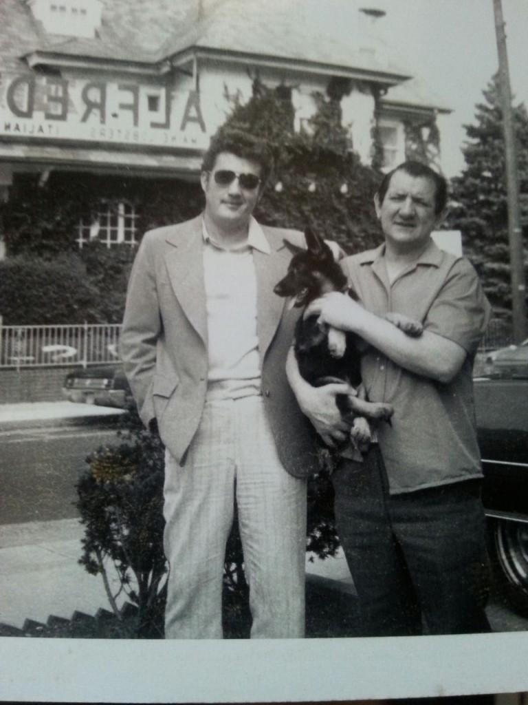 John C Berkery and Bert Rossi: From London to Atlantic City