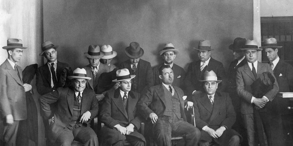10 Mobsters & Their Unique Nicknames