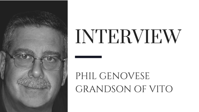 An Interview with Philip A  Genovese | The NCS