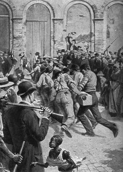 The Italian Lynchings