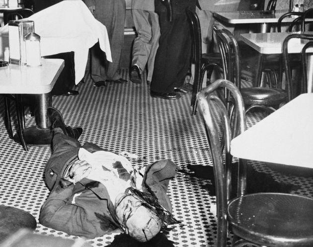 Willie Moretti Death Scene