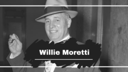 On This Day in 1951 Willie Moretti was Killed Aged 57