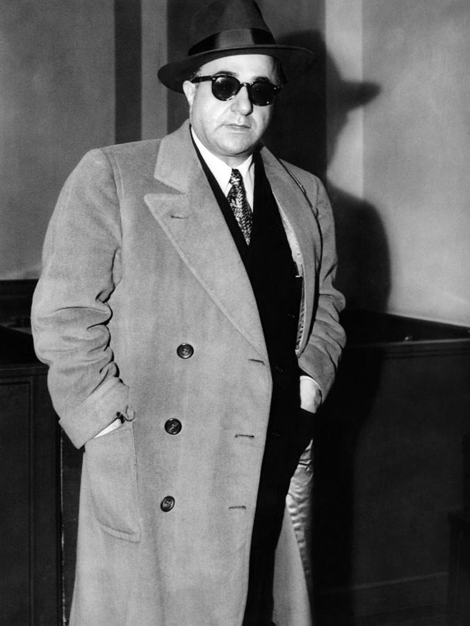 On This Day in 1957 Albert Anastasia was Killed