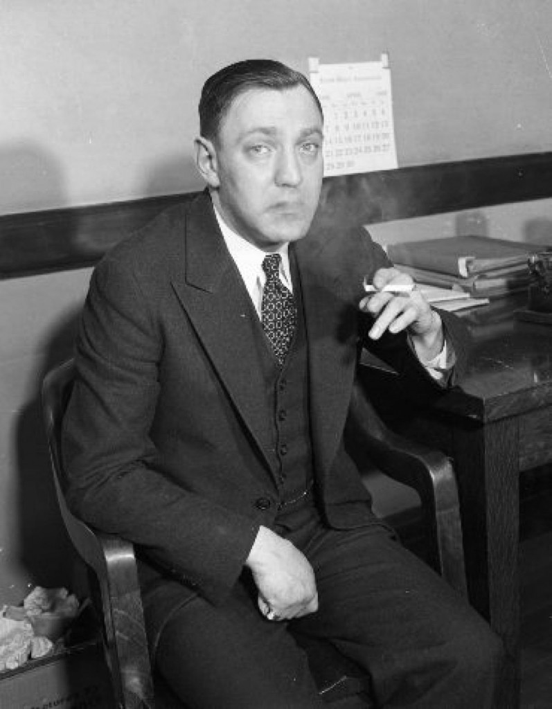 On This Day in 1935 Dutch Schultz Died