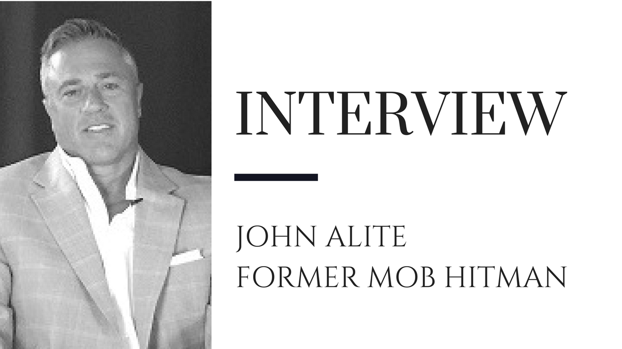 An Interview with John Alite Former Gambino Mobster