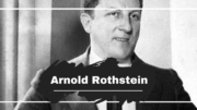 Arnold Rothstein Killed