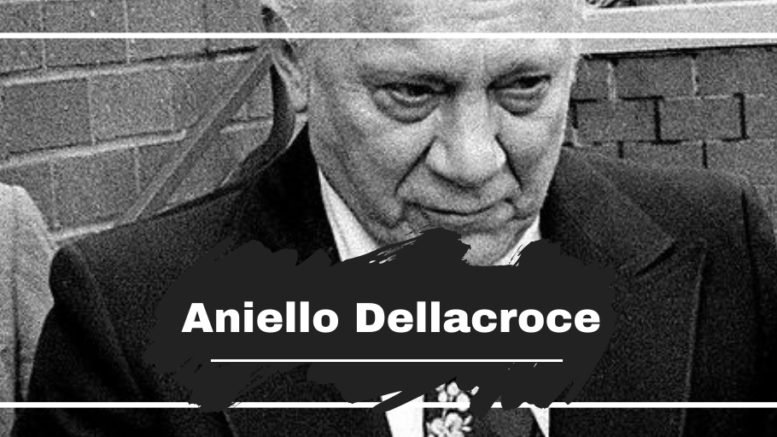 Aniello Dellacroce Died On This Day in 1985, Aged 71