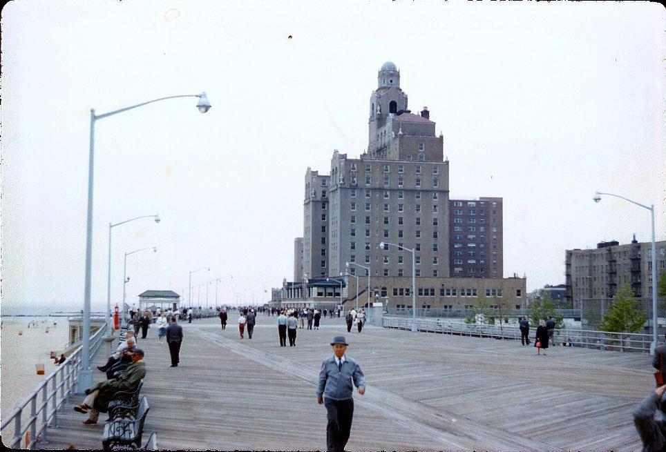 The Half Moon Hotel Coney Island Brooklyn