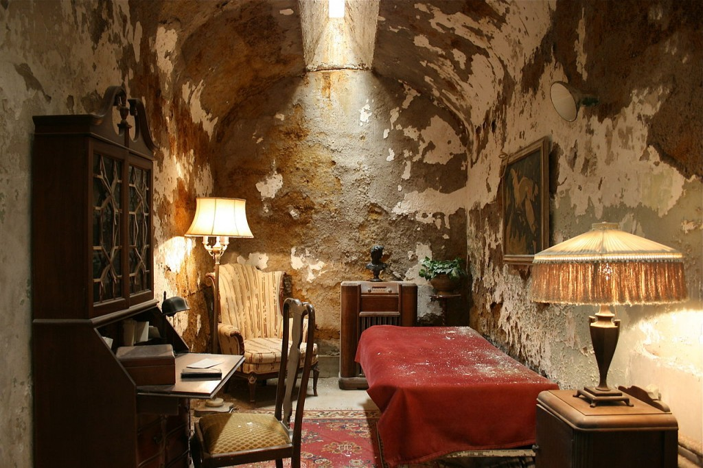 Capones Cell from 1929
