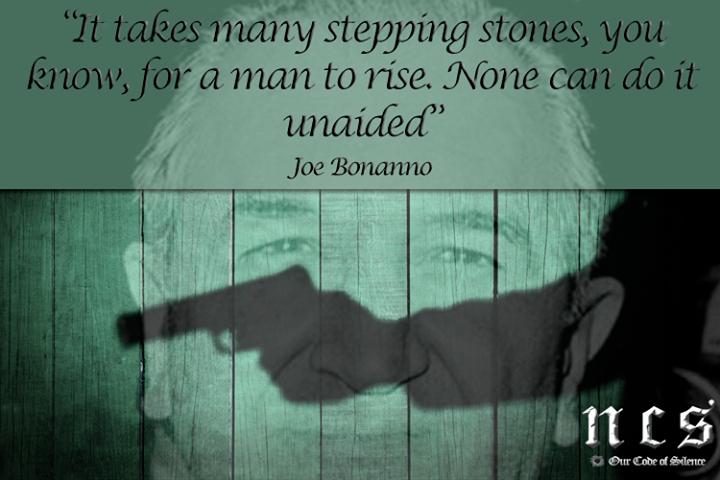Joe Bonanno 1905 - 2002