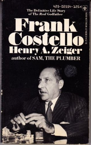 Frank Costello, by Henry Zeiger