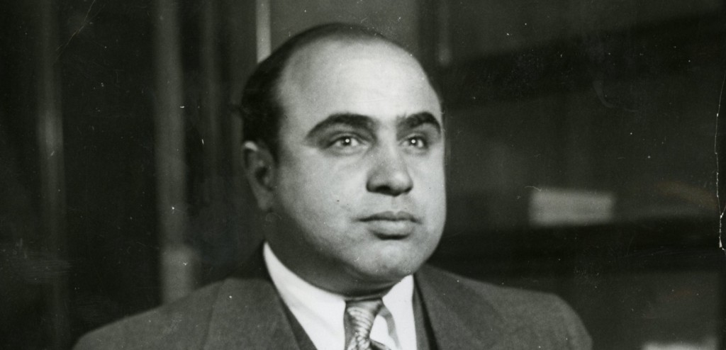 Image result for al capone 1947