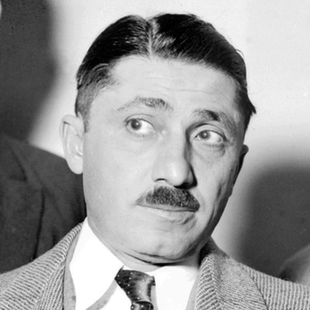 On This Day in 1886 Frank Nitti was Born
