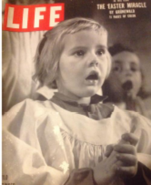 Life Magazine, March 26, 1951