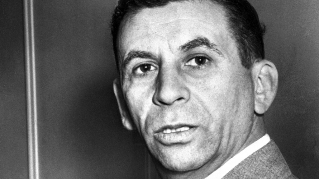 On This Day in 1983 Meyer Lansky Died