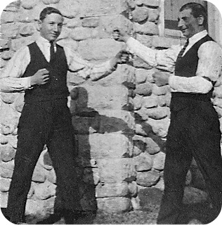 The Friendship and Business Relationship Between Frank and Lucky Luciano