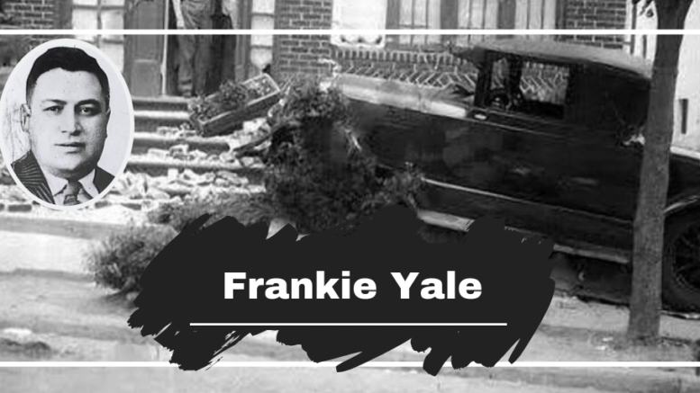 frankie yale death