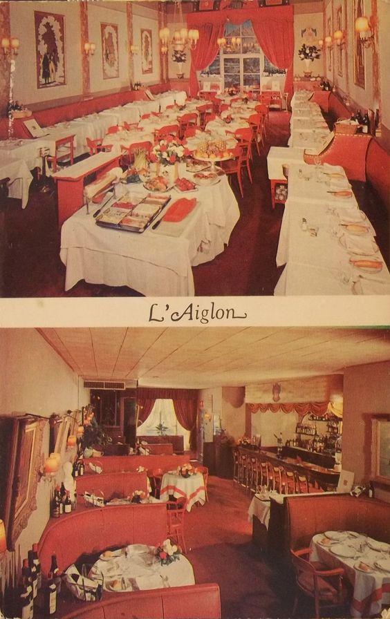 Inside L'Aiglon